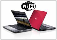Free Laptop & WiFi